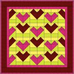 Our Quilted Hearts